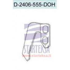 JUKI peiliukas D-2406-555-DOH