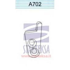 SIRUBA peiliukas A702