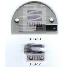 Adatos plokštelė APS-10 ir transportavimo dantukai APS-12