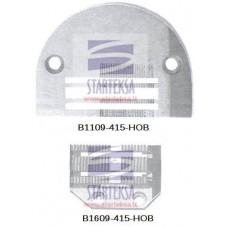 Adatos plokštelė B1109-415-HOB ir transportavimo dantukai B1609-415-HOB