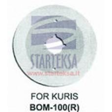 Diskiniai ašmenys KURIS BOM-100 (R)