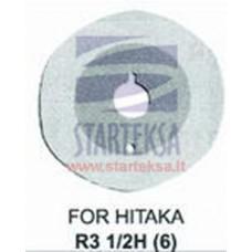Diskiniai ašmenys HITAKA R3 1/2H (6)