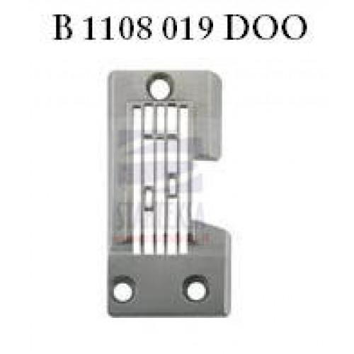 JUKI plokštelė B 1108 019 DOO