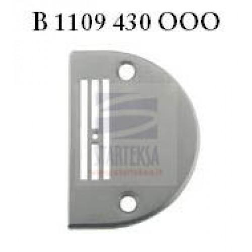 JUKI plokštelė B 1109 430 OOO