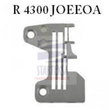 JUKI plokštelė R 4300 JOEEOA