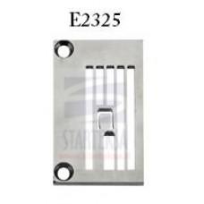 SIRUBA plokštelė E2325