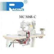 Juostelės, gumos padavimo mechanizmas       MC M8B-C