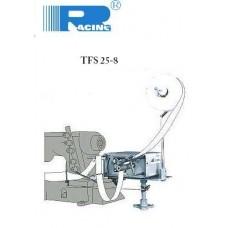 Gumos padavimo mechanizmas TFS 25-8