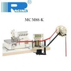 Juostelės, gumos padavimo mechanizmas MC M8S-K