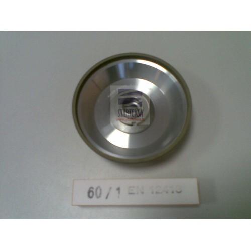 Deimantinis diskas su galąstuvu