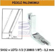 Pėdelė SH32