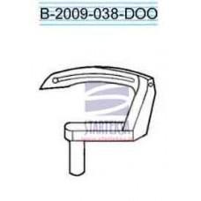 JUKI kilpiklis B2009-038-DOO