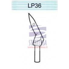 SIRUBA kilpiklis  LP36