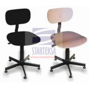 Pramoninės kėdės Black
