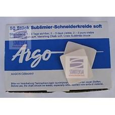 Kreida siuvėjiška ARGO - išnykstanti