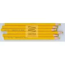 Vaškiniai pieštukai (minkšti)
